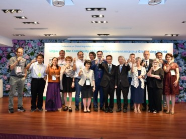 The first biennial Asia Pacific Conference on Regulatory Governance held in Hong Kong